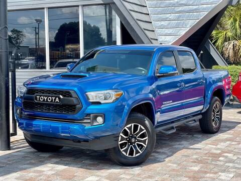 2016 Toyota Tacoma for sale at Unique Motors of Tampa in Tampa FL