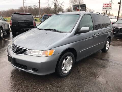 2001 Honda Odyssey for sale at Auto Choice in Belton MO