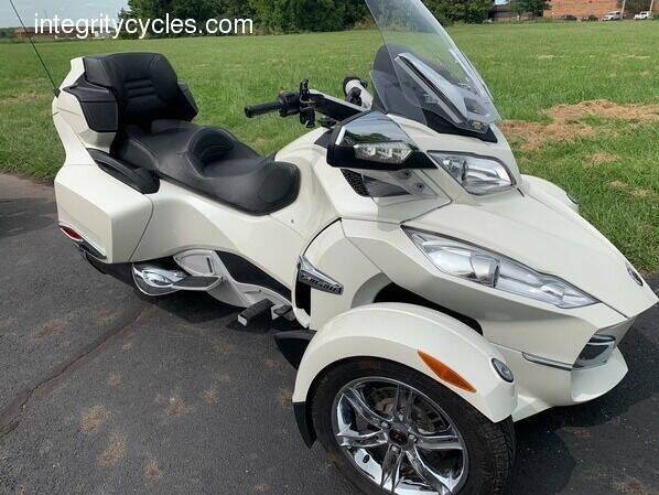 2012 Can-Am CAN-AM Spyder® RT Limited for sale at INTEGRITY CYCLES LLC in Columbus OH