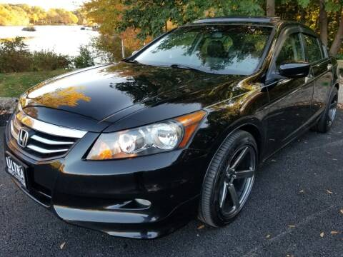 2012 Honda Accord for sale at Ultra Auto Center in North Attleboro MA