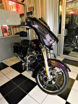 2017 Harley-Davidson Street Glide for sale at Motorsports Unlimited in McAlester OK