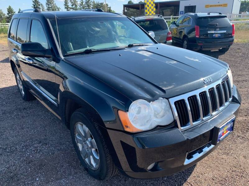 2010 Jeep Grand Cherokee for sale at Praylea's Auto Sales in Peyton CO