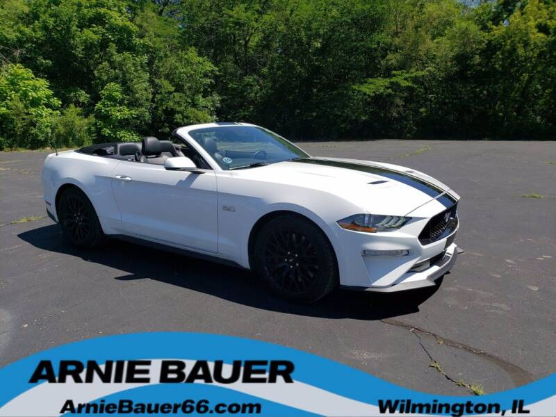 2019 Ford Mustang for sale in Wilmington, IL