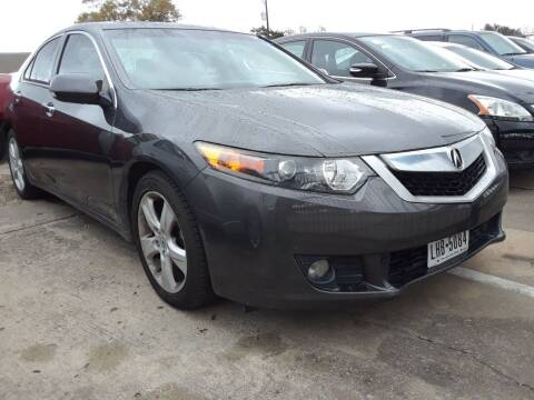 2009 Acura TSX for sale at Auto Haus Imports in Grand Prairie TX