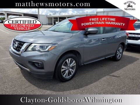 2020 Nissan Pathfinder for sale at Auto Finance of Raleigh in Raleigh NC