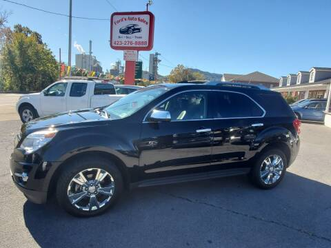 2014 Chevrolet Equinox for sale at Ford's Auto Sales in Kingsport TN