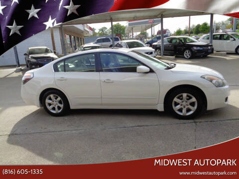2009 Nissan Altima for sale at Midwest Autopark in Kansas City MO