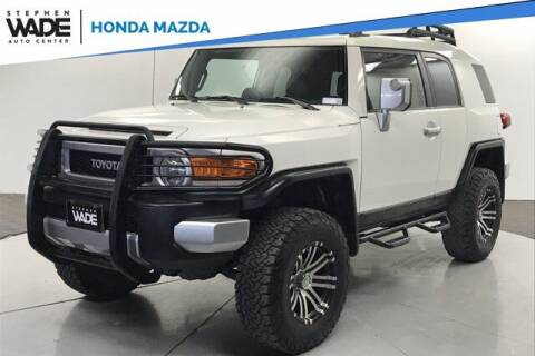 2013 Toyota FJ Cruiser for sale at Stephen Wade Pre-Owned Supercenter in Saint George UT