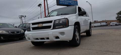 2008 Chevrolet TrailBlazer for sale at Nationwide Auto Group in Melrose Park IL