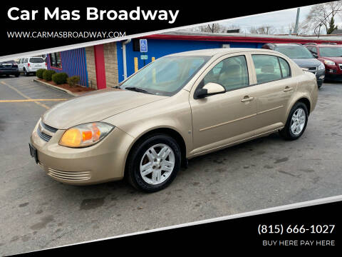 2008 Chevrolet Cobalt for sale at Car Mas Broadway in Crest Hill IL
