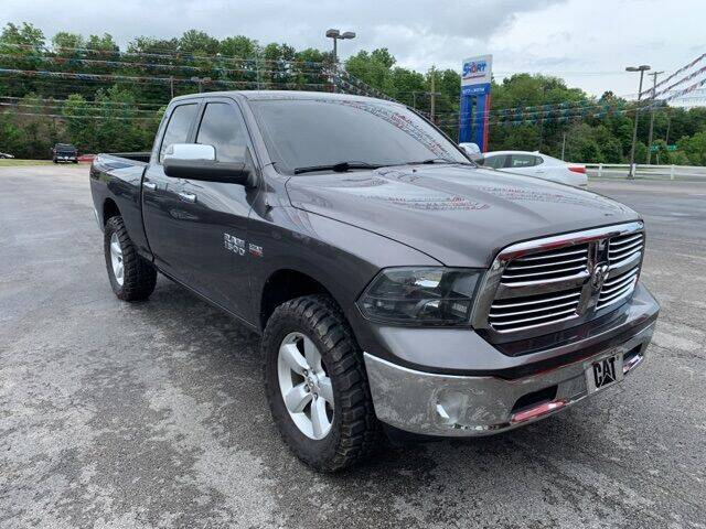 2015 RAM Ram Pickup 1500 for sale at Tim Short Auto Mall in Corbin KY