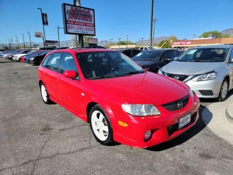 2003 Mazda Protege5 for sale at ATLAS MOTORS INC in Salt Lake City UT