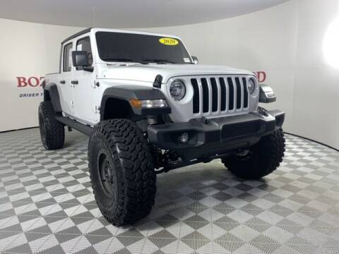 2020 Jeep Gladiator for sale at BOZARD FORD in Saint Augustine FL
