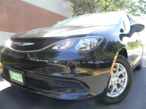 2021 Chrysler Voyager for sale at Dasto Auto Sales in Manassas VA