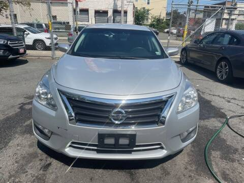 2015 Nissan Altima for sale at Buy Here Pay Here Auto Sales in Newark NJ