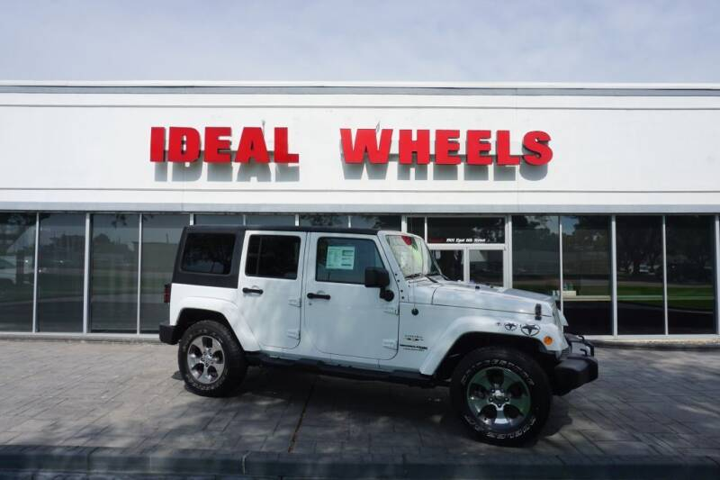 2018 Jeep Wrangler JK Unlimited for sale at Ideal Wheels in Sioux City IA