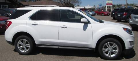 2016 Chevrolet Equinox for sale at AUTOHAUS in Tomahawk WI