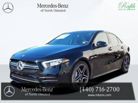 2021 Mercedes-Benz A-Class for sale at Mercedes-Benz of North Olmsted in North Olmstead OH