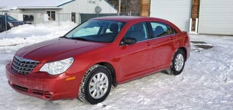 2010 Chrysler Sebring for sale at Transmart Autos in Zimmerman MN