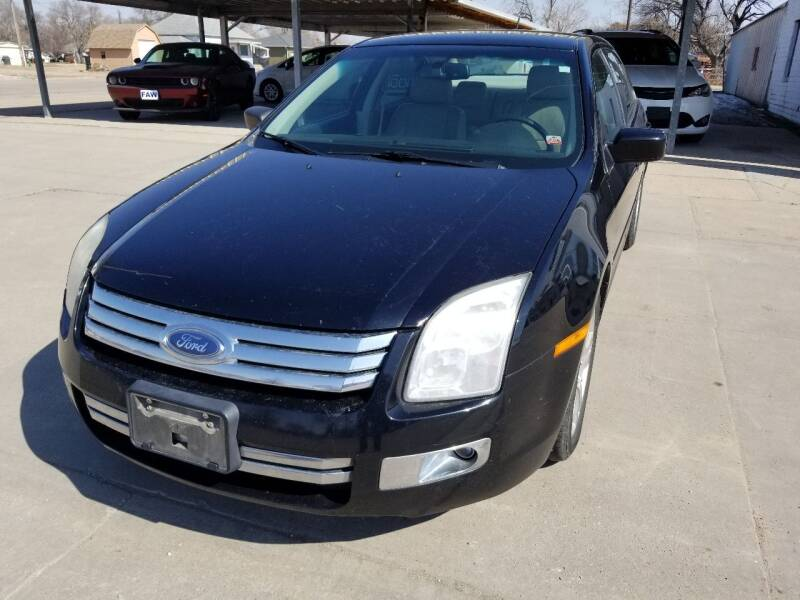 2007 Ford Fusion for sale at Faw Motor Co in Cambridge NE