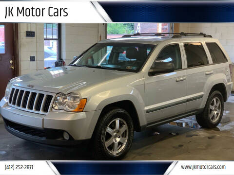 2008 Jeep Grand Cherokee for sale at JK Motor Cars in Pittsburgh PA