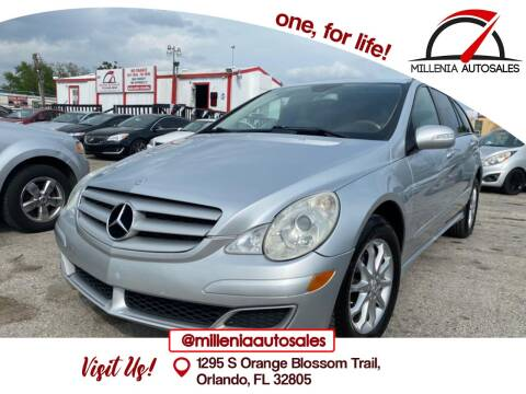 2006 Mercedes-Benz R-Class for sale at Millenia Auto Sales in Orlando FL