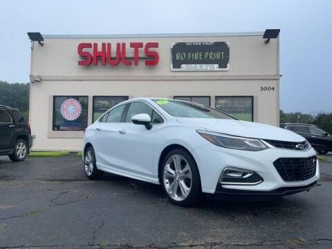 2017 Chevrolet Cruze for sale at Shults Resale Center Olean in Olean NY