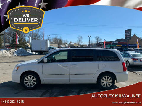 2014 Chrysler Town and Country for sale at Autoplex 3 in Milwaukee WI