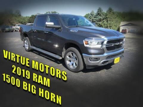 2019 RAM Ram Pickup 1500 for sale at Virtue Motors in Darlington WI