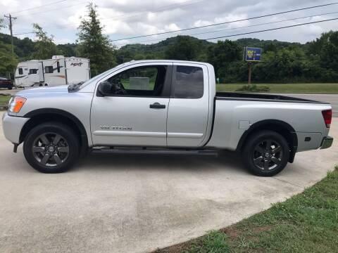 2015 Nissan Titan for sale at HIGHWAY 12 MOTORSPORTS in Nashville TN