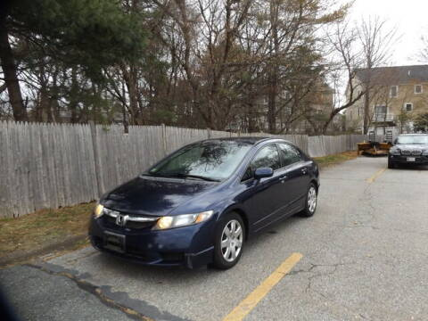 2009 Honda Civic for sale at Wayland Automotive in Wayland MA