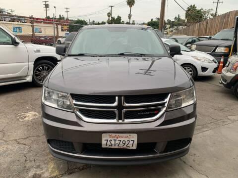 2016 Dodge Journey for sale at Aria Auto Sales in El Cajon CA