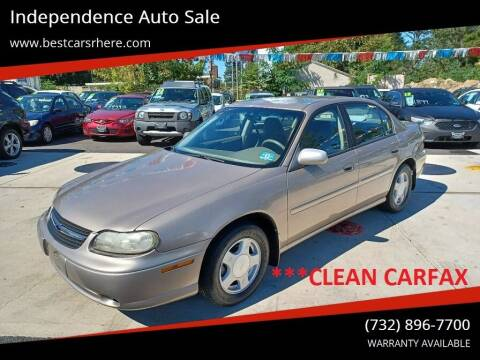 2000 Chevrolet Malibu for sale at Independence Auto Sale in Bordentown NJ