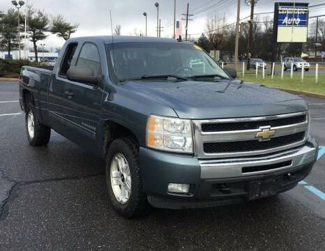 2011 Chevrolet Silverado 1500 for sale at Volare Motors in Cranston RI