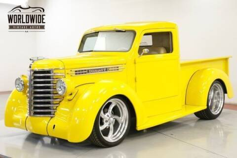 1948 Diamond-T Truck