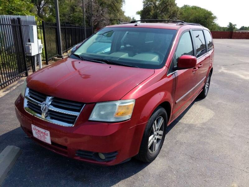 2009 Dodge Grand Caravan for sale at Affordable Autos in Wichita KS