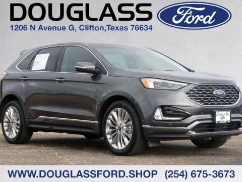 2020 Ford Edge for sale at Douglass Automotive Group - Douglas Ford in Clifton TX