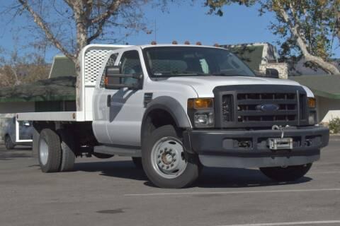 2008 Ford F-550 for sale at Mission City Auto in Goleta CA