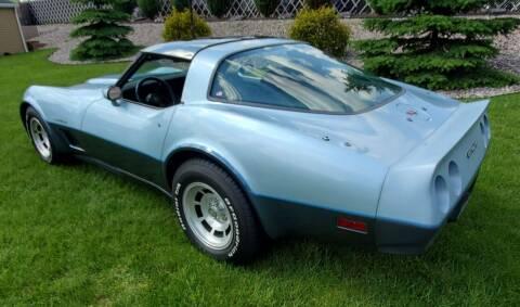 1982 Chevrolet Corvette for sale at ADA Motorwerks in Green Bay WI