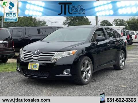 2010 Toyota Venza for sale at JTL Auto Inc in Selden NY