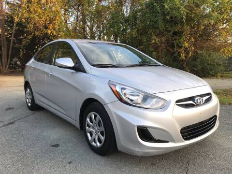 2014 Hyundai Accent for sale at Pristine AutoPlex in Burlington NC