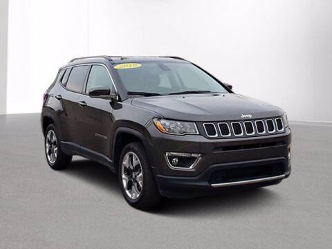 2019 Jeep Compass for sale at Jimmys Car Deals in Livonia MI