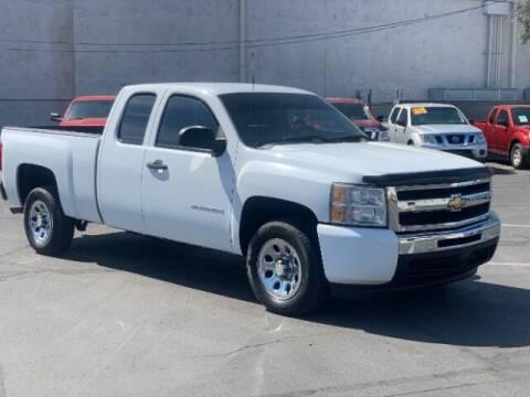 2011 Chevrolet Silverado 1500 for sale at Brown & Brown Wholesale in Mesa AZ