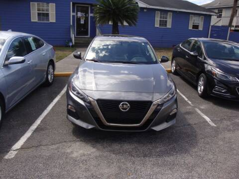 2019 Nissan Altima for sale at Mikano Auto Sales in Orlando FL