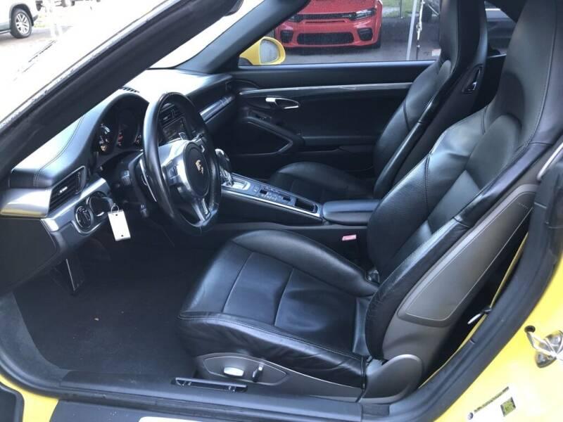 2012 Porsche 911 Carrera 2dr Convertible - Davie FL