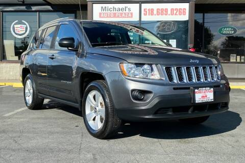 2012 Jeep Compass for sale at Michaels Auto Plaza in East Greenbush NY