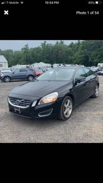 2012 Volvo S60 for sale at Worldwide Auto Sales in Fall River MA