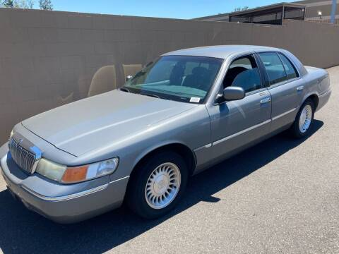 1999 Mercury Grand Marquis for sale at Blue Line Auto Group in Portland OR