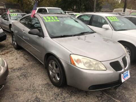 2006 Pontiac G6 for sale at Klein on Vine in Cincinnati OH