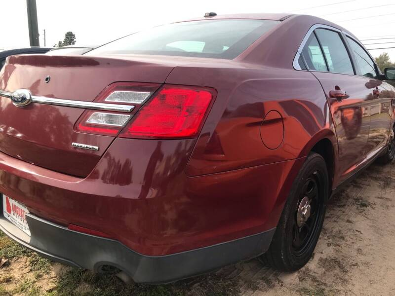 2013 Ford Taurus for sale at Augusta Motors in Augusta GA